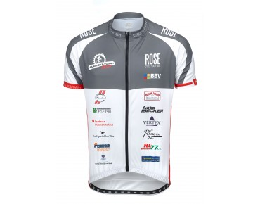 ROSE MUKO BIKE TOUR 2017 jersey + registration black/red/white