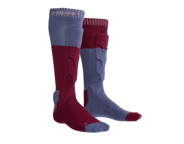 ION BD 2.0 protective socks combat red