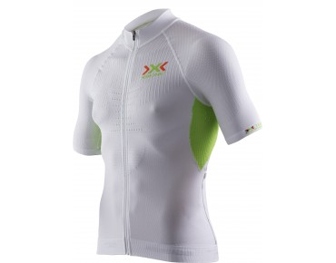 X BIONIC THE TRICK jersey white/lime