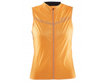 CRAFT FEATHERLIGHT windproof vest for women sprint