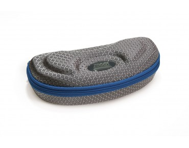 Zoggs Elite Google Case blue/grey