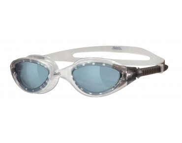 Zoggs Panorama Schwimmbrille transparent/Scheibe smoke