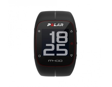 Polar M400 Trainingsuhr  (B-Ware) black