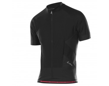 Löffler WINDSTOPPER FZ jersey black