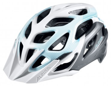 ALPINA MYTHOS 3.0 LE MTB Helm white/titanium/light blue