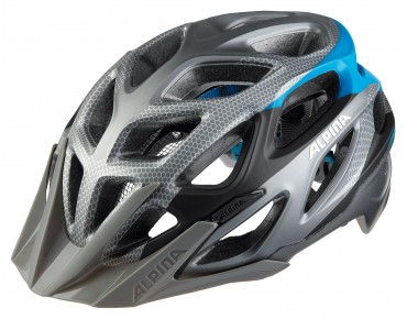 ALPINA MYTHOS 3.0 LE MTB Helm darksilver/blue