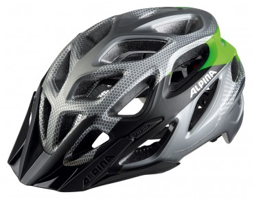 ALPINA MYTHOS 3.0 LE MTB Helm darksilver/green