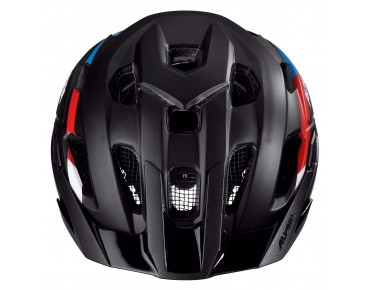 ALPINA YEDON LE helmet black/blue/red