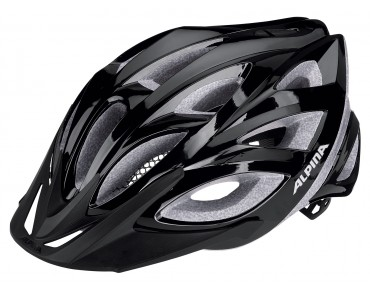ALPINA SEHEOS Helm black