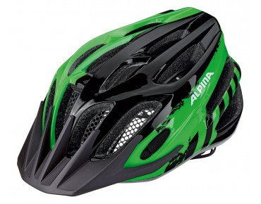 ALPINA FB JUNIOR 2.0 kids' helmet black/green