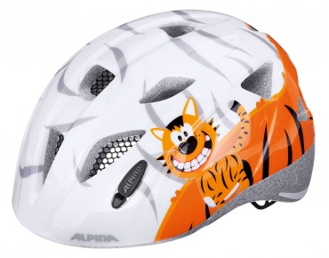ALPINA XIMO kids' helmet little tiger
