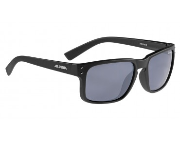 ALPINA KOSMIC Brille black matt/black mirror