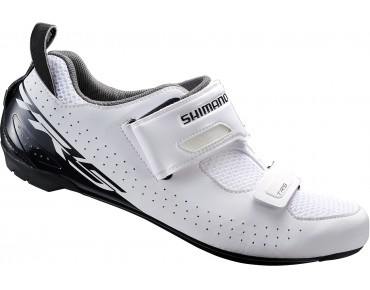SHIMANO SH-TR5 triathlon shoes white
