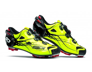SIDI TIGER MTB Schuhe bright yellow