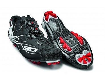 SIDI TIGER MTB Schuhe matt black/white