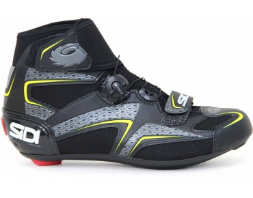 SIDI ZERO GORE winter road shoes black/yellow