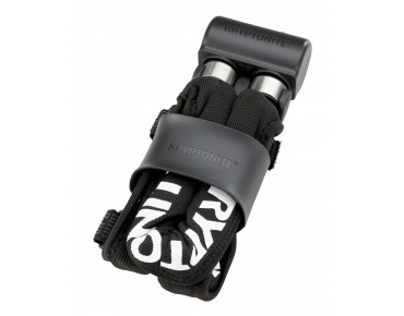 Kryptonite Keeper 810 folding lock black