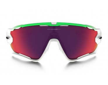 OAKLEY JAWBREAKER sports glasses green fade w/PRIZM ROAD