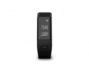 Garmin vivosmart HR+ Activity Tracker schwarz