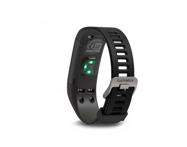 Garmin vivosmart HR+ activity tracker black