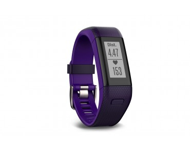 Garmin vivosmart HR+ - orologio fitness purple