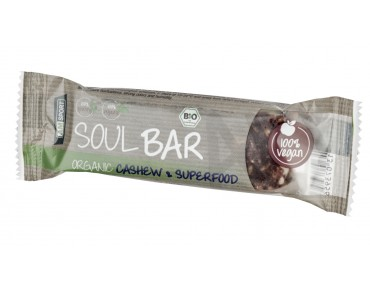 AMSport Soul Bar Fruit & Nut bar Cashew & Superfood