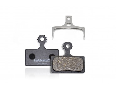Trickstuff 250 NG disc brake pads for Shimano XTR from 2011, XT/SLX/Alfine from 2012