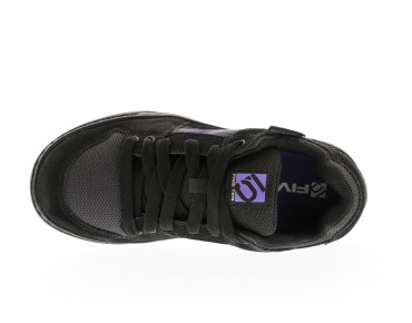 FIVE TEN FREERIDER - scarpe FR/Dirt donna black/purple