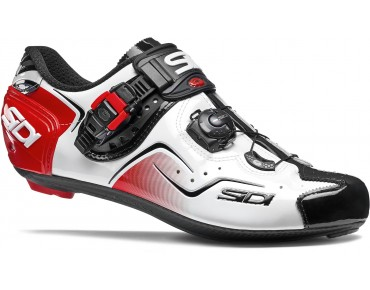 SIDI KAOS road shoes white/black/red