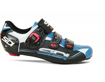 SIDI GENIUS 7 road shoes white/blue