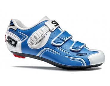 SIDI LEVEL Rennradschuhe blue/white