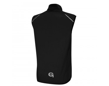 GONSO ACORN windproof vest black