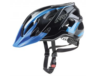 uvex STIVO C Helm black/blue