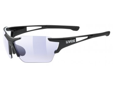 uvex SPORTSTYLE 803 RACE VM glasses black/variomatic litemirror blue