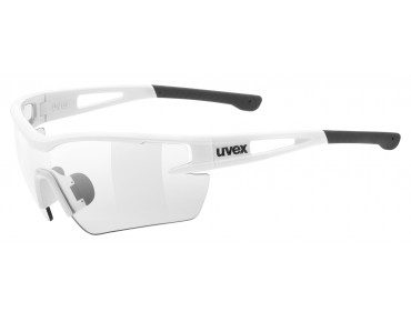 uvex SPORTSTYLE 116 V sports glasses white/variomatic smoke