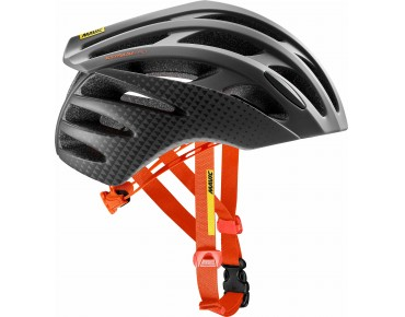 MAVIC KSYRIUM PRO helmet asphalt/orange