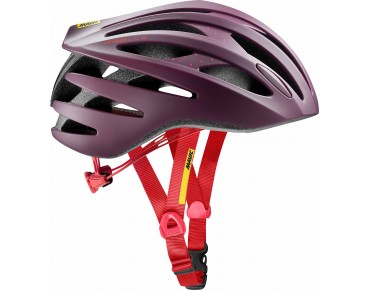 MAVIC AKSIUM ELITE W Damen Helm fig/hibiscus