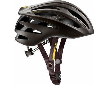 MAVIC AKSIUM ELITE W Damen Helm after dark/yellow mavic