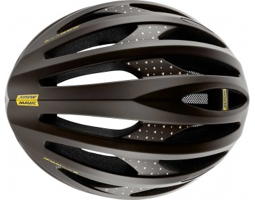 MAVIC AKSIUM ELITE W women's helmet after dark/yellow mavic
