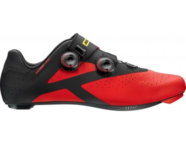MAVIC COSMIC PRO road shoes black/fiery red/black