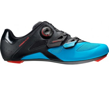 MAVIC COSMIC ELITE road shoes black/dresden blue/fiery red