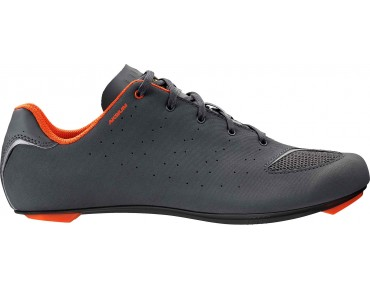MAVIC AKSIUM III road shoes asphalt/orangeade/black