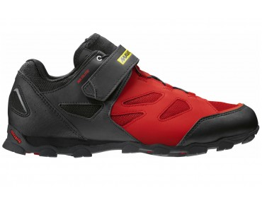 MAVIC XA ELITE MTB-/Trekkingschuhe fiery red/black/black