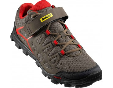 MAVIC CROSSRIDE MTB/trekking shoes canateen/fiery red/black