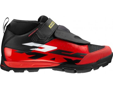 MAVIC DEEMAX ELITE MTB-Schuhe black/fiery red/black