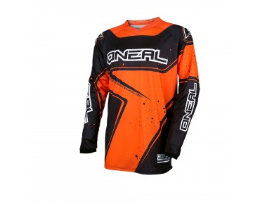 O´NEAL ELEMENT RACEWEAR - maglia maniche lunghe Orange