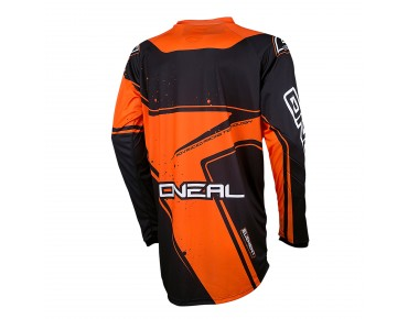O´NEAL ELEMENT RACEWEAR long-sleeved cycling shirt orange