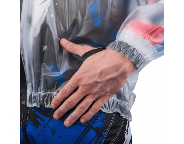 O´NEAL SPLASH waterproof jacket transparent