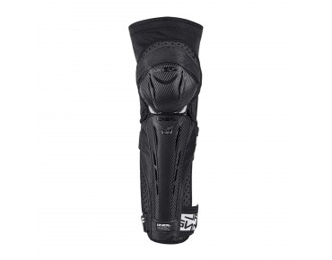 O´NEAL PARK FR CARBON LOOK knee/shin bone protectors black