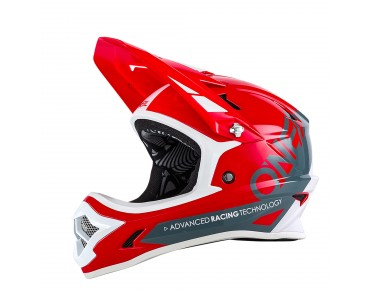 O´NEAL BACKFLIP RL II Vollvisierhelm BUNGARRA red/gray